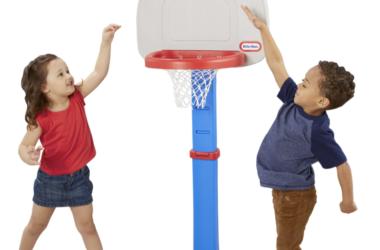 Little Tikes Basketball Hoop for $19.99 (Reg. $35.00)!