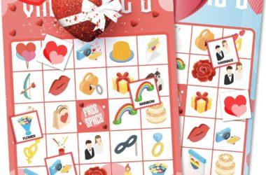 Valentine's Day Bingo for just $4.99!