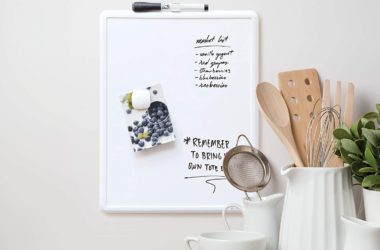 11X14 Dry Erase Board for $3.74!