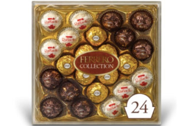Ferrero Rocher Collection, 24ct Only $8.92 Shipped!