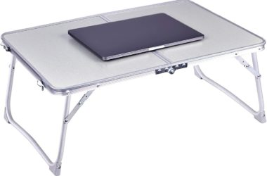 Foldable Laptop Table for $16.49!