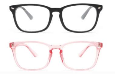 2 Pairs Blue Light Blocking Glasses Just $7.50 (Reg. $26)!