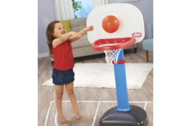 Little Tikes TotSports Easy Score Basketball Set Only $19.99 (Reg. $35)!