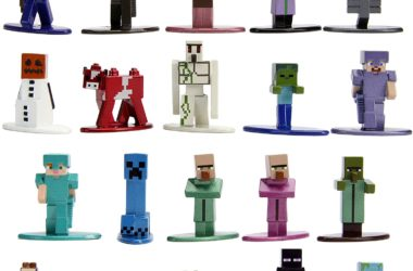 HOT! 20 Minecraft Figures for $14.90!!