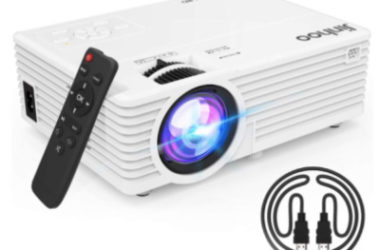 Mini Video Projector Only $59.99 (Reg. $80)!