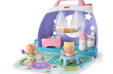 Fisher-Price Little People Cuddle & Play Nursery Play Set Just $9.99 (Reg. $20)!