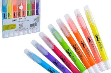 Eight Mr. Pen Highlighters for $6.99 (Reg. $14.00)!