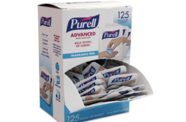 PURELL SINGLES Advanced Hand Sanitizer Gel As Low As $12.24 Shipped!