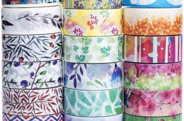 24-Ct Washi Tape Set for $6.99!
