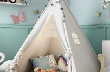 Teepee Tent for Kids for $38.99 (Reg. $65.00)!