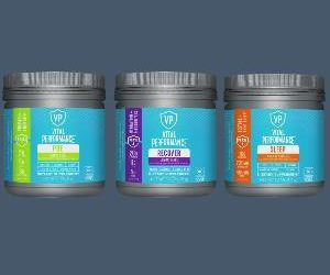 FREE Vital Performance Supplements Bundle!! (Reg. $45.00)