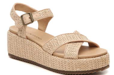 Lucky Wedge Sandals for $31.49 (Reg. $90.00)!