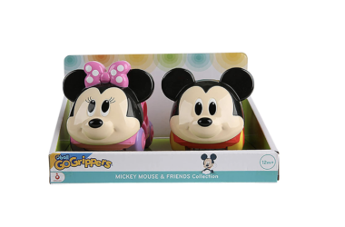 Mickey and Minnie Gripper Cars for $4.97 (Reg. $10.00)