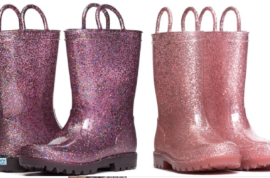 ZOOG Rain Boots for just $7.99 (Reg. $20.00)!
