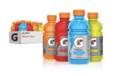 Gatorade Classic Thirst Quencher, Variety Pack As Low As $9.31!