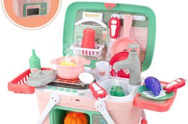 Kids Kitchen Playset for $12.49!!
