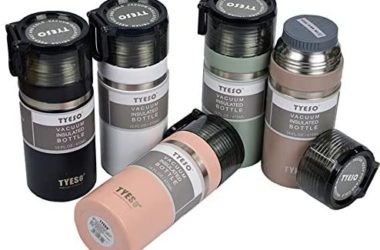 16oz Stainless Steel Thermos for $7.49!!