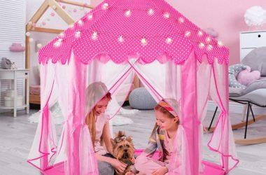 Light-Up Princess Tent for $19.99 (Reg. $50.00)!