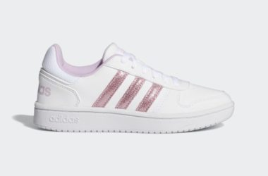 Adidas Kids Hoop Shoes for $30.00 (Reg. $50.00)!