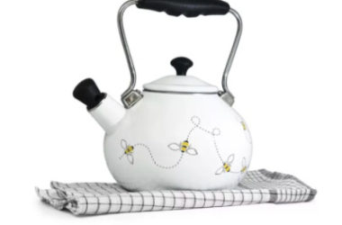 Bee Tea Kettle Only $33.99 (Reg. $80)! Great Mother's Day Gift!