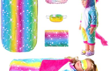 Doll Sleepover Set for just $11.99!!