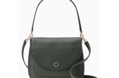 Kailee Medium Flap Shoulder Bag Only $89 (Reg. $129)!