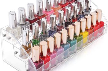 Three-Tier Nail Polish Stand for $8.99!