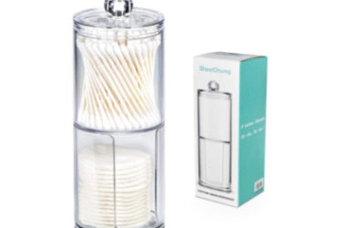 Clear Apothecary Jars Only $6.79!