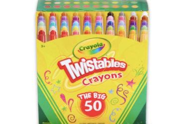 Crayola Twistables Crayons Only $8.99!