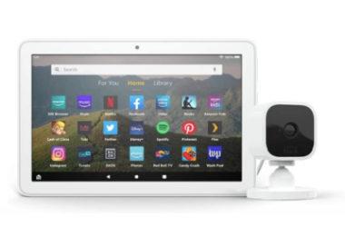 Fire HD 8 Smart Home Bundle Only $74.99 (Reg. $125)!