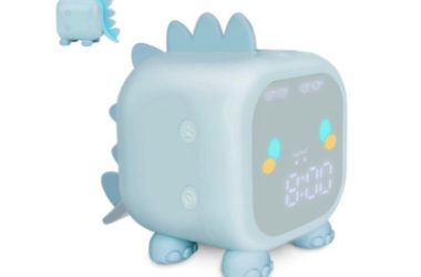 Cute! Dinosaur Digital Alarm Clock Just $16.79 (Reg. $28)!