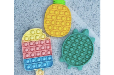 Bubble Pop Fidget Sensory Toy Only $10.99 Shipped!