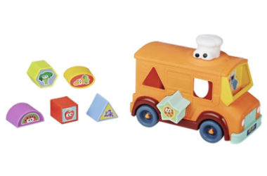 Sesame Street Cookie Monster's Foodie Truck Only $10 (Reg. $15)!