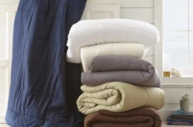 Lightweight Down Alternative Comforter Only $32.99 (Reg. $120)!