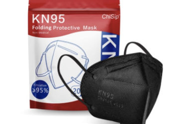 KN95 Face Masks, 20ct Only $9.94 (Reg. $26)!