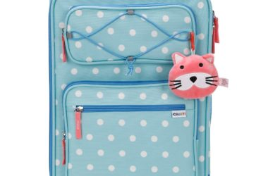 Kids Softside Luggage for just $37.49 Shipped (Reg. $100.00)!