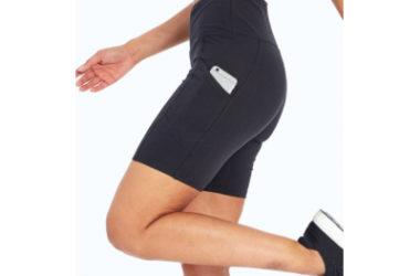 Marika High-Waist Tummy-Control Bike Shorts Just $16.99 (Reg. $40)!
