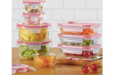 Pyrex Freshlock 16-Pc. Food Storage Container Set Just $29.99 (Reg. $71)!