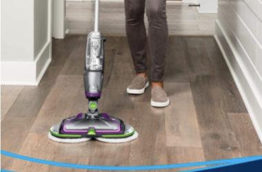 Bissell SpinWave Cordless PET Hard Floor Spin Mop Just $120 (Reg. $150)!