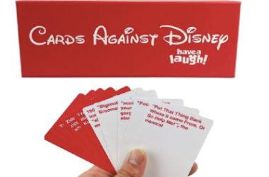 Cards Against Disney Only $18 (Reg. $45)!