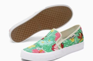 Bari Cat Tropical Women's Slip-On Shoes Only $24.99 (Reg. $50)!