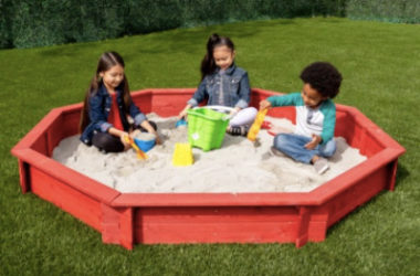 Octagon Sandbox Set Just $89.99 (Reg. $149)!