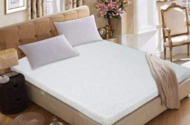 3″ Gel Memory Foam Mattress Topper Just $84.99 (Reg. $170)!
