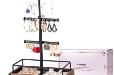 Jewelry Storage Stand for $15.30 (Reg. $40.00)!