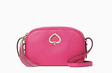 Kate Spade Camera Bag for just $65.00 (Reg. $240.00)!