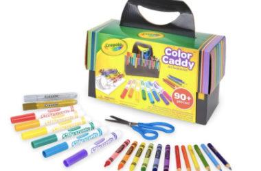 Crayola Color Caddy Only $10.69 (Reg. $15)!