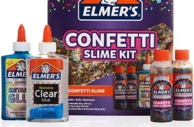 Elmer's Confetti Slime Kit for $6.67!