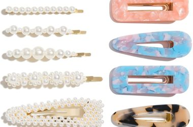 15 Hair Clips for just $6.30!