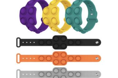 6 Pack Fidget Watches Only $12.49 (Reg. $27)!