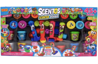 Scentos Scented Dough & Tools Value Box Only $9 (Reg. $50)!
